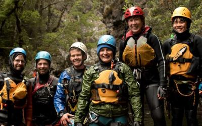 Going Down in Tasmania