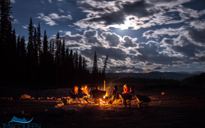 Back at the Campfire