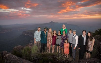 Cocktails on the Castle